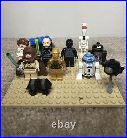 Lego Star Wars Death Star (10188) COMPLETE with ALL Mini-figures