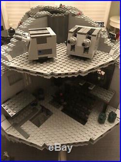 Lego Star Wars Death Star 10188 (Incomplete)