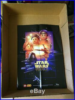 Lego Star Wars Death Star 10188 Rare BNIB