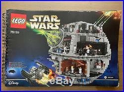 Lego Star Wars Death Star 75159 + Free Obi Wan's Hut 75270 & Landspeeder 75271