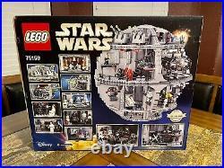 Lego Star Wars Death Star 75159 Ucs Series Very Rare