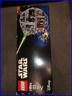 Lego Star Wars Death Star 75159 Ultimate Collectors Series New Factory Sealed