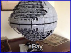 Lego Star Wars Death Star II 10143