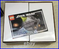 Lego Star Wars Death Star II 10143 In Box Sealed Never Opened