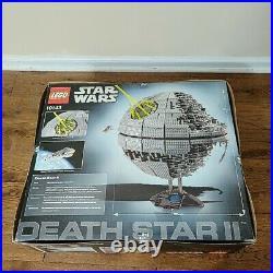 Lego Star Wars Death Star II (10143) New Sealed