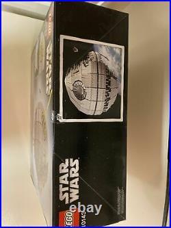 Lego Star Wars Death Star II 10143, New Sealed Box Very Rare