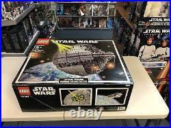 Lego Star Wars Death Star II (10143) Set New Unopened