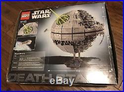 Lego Star Wars Death Star II 10143 Ucs New Sealed Insides Same Day Shipping