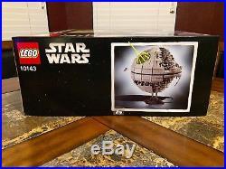 Lego Star Wars Death Star II 10143 Ucs New Sealed Very Rare