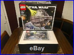 Lego Star Wars Death Star II 10143 Ucs New Very Rare