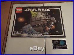 Lego Star Wars Death Star II 10143 Ucs New Very Rare! Reduced