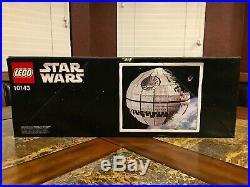Lego Star Wars Death Star II 10143 Ucs Very Rare