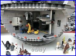 Lego Star Wars Death Star Set 10188. With Extras. Complete Only Built Once