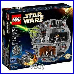 Lego Star Wars Death Star Ultimate Collector Series Set 75159 Sealed New Misb