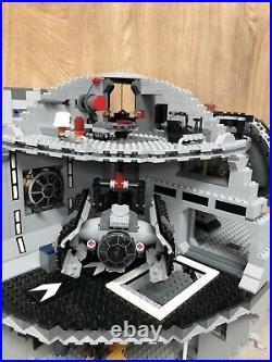 Lego Star Wars Death star 10188, Rare, With Instructions & All Mini Figures Inc