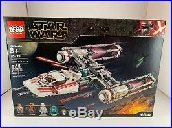 Lego Star Wars Lot Of 3 Y-Wing 75249, Death Star Escape 75229, Obi Wan Hut 75270