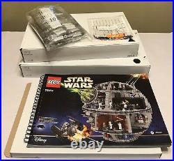 Lego Star Wars Set 75159 100% Complete Mint Condition See Description