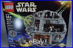 Lego Star Wars Set 75159 Death Star New Factory Sealed Perfect Gift giving cond