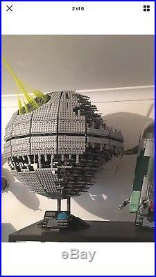 Lego Star Wars UCS 10143 Death Star 2
