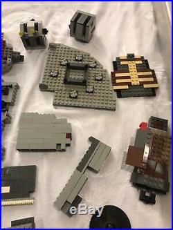 Lego Star Wars UCS Death Star 10188 8088 Star fighter Republic Frigate Part Only