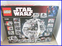 Lego Star Wars Ucs Etoile De La Mort Death Star 10188 Neuf Scelle A Saisir
