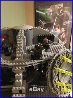 Lego Star Wars set 10188 Death Star Play Set with original minifigures