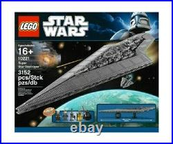 Lego Super Star Destroyer 10221 Ucs Star Wars 3152 Pcs Ultimate Collector Series