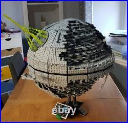 Lego UCS Death Star 2 10143 Please Read Description Carefully