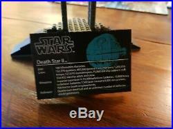 Lego UCS Death Star 2 10143 Used