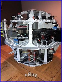 Lego UCS Death Star Set 10188 Star Wars PLEASE READ DESCRIPTION