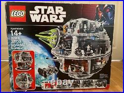 Lego assortment includes Star Wars Death Star just under16kg of Lego
