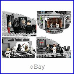 Lego compatible 75159 Star Wars UCS Death Force WakStar Force Waken 4016pcs