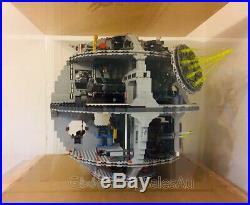 Lego display case LEGO Star Wars UCS Death Star 75159 (Aus Seller)