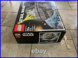 Lego star wars death star 10143 II original box only