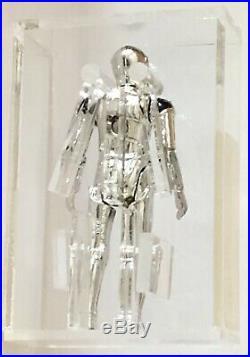 Loose Vintage Star Wars Death Star Droid Afa U85 Hk