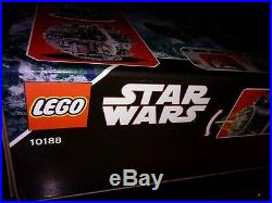 MINT CONDITION! LEGO Star Wars Death Star 10188 Space Station SetBRAND NEW