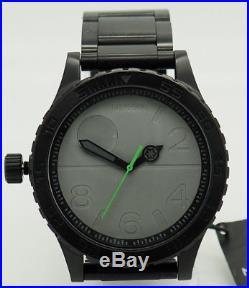 Mens NIXON 51-30 SW STAR WARS Death Star Black A172SW2383 Limited Edition Watch