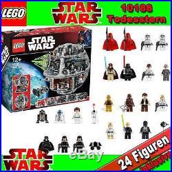 NEU LEGO STAR WARS Exclusiv 10188 Todesstern Death STAR BNISB