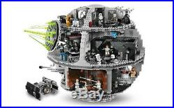 NEW 10188 LEGO Star Wars Death Star Ultimate Collectors Edition