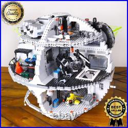 NEW 2021 MODEL 4016Pcs Building Blocks Sets Star Wars UCS Death Star Force Waken