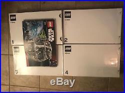 NEW LEGO Star Wars Death Star 2008 (10188) 95% Complete READ DESCRIPTION