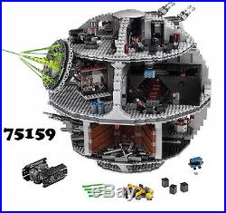 NEW Lego Star Wars 75159 Death Star UCS NO MINIFIGURES