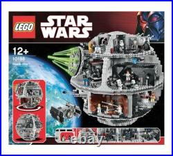 NEW Lego Star Wars DEATH STAR 10188, RARE 12+ USC, Ultimate Collector. Sealed