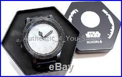 NEW Nixon Star Wars DEATH STAR 51-30 Men's Watch A172SW2383 with Gift Box