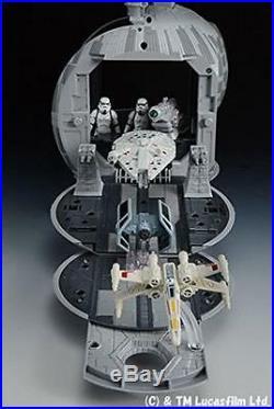 NEW STAR WARS Super Transformation Diorama DEATH STAR TAKARA TOMY from Japan