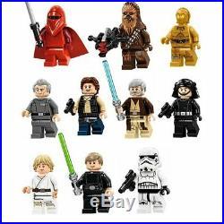 NEW Star Wars UCS Death Star Compatible 75159 Building Blocks + Instruction lego
