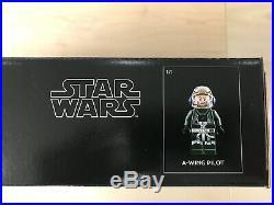 New Lego Star Wars Ucs A-wing 75275 Bnib Plus Death Star II Battle 40407