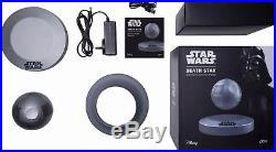 New Plox Official Star Wars Levitating Death Star Bluetooth Speaker