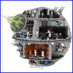 New RETIRED 10188 Star Wars Death Star Model Large RARE Collectors 75159 ship