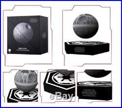 New Star Wars Death Star Magnetic Floating Levitating Wireless Bluetooth Speaker